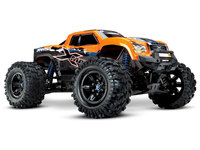 X-MAXX 8S brushless Wireless id TSM Orange Traxxas