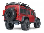 Detail TRX82056-4-RED Traxxas Traxxas TRX-4 Defender (rouge)